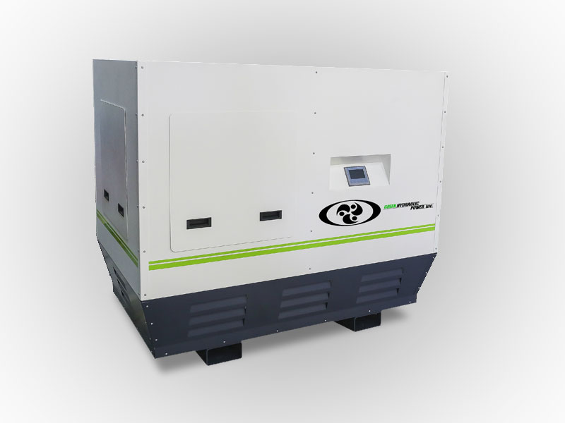 Upgrade Green Hydraulic Power