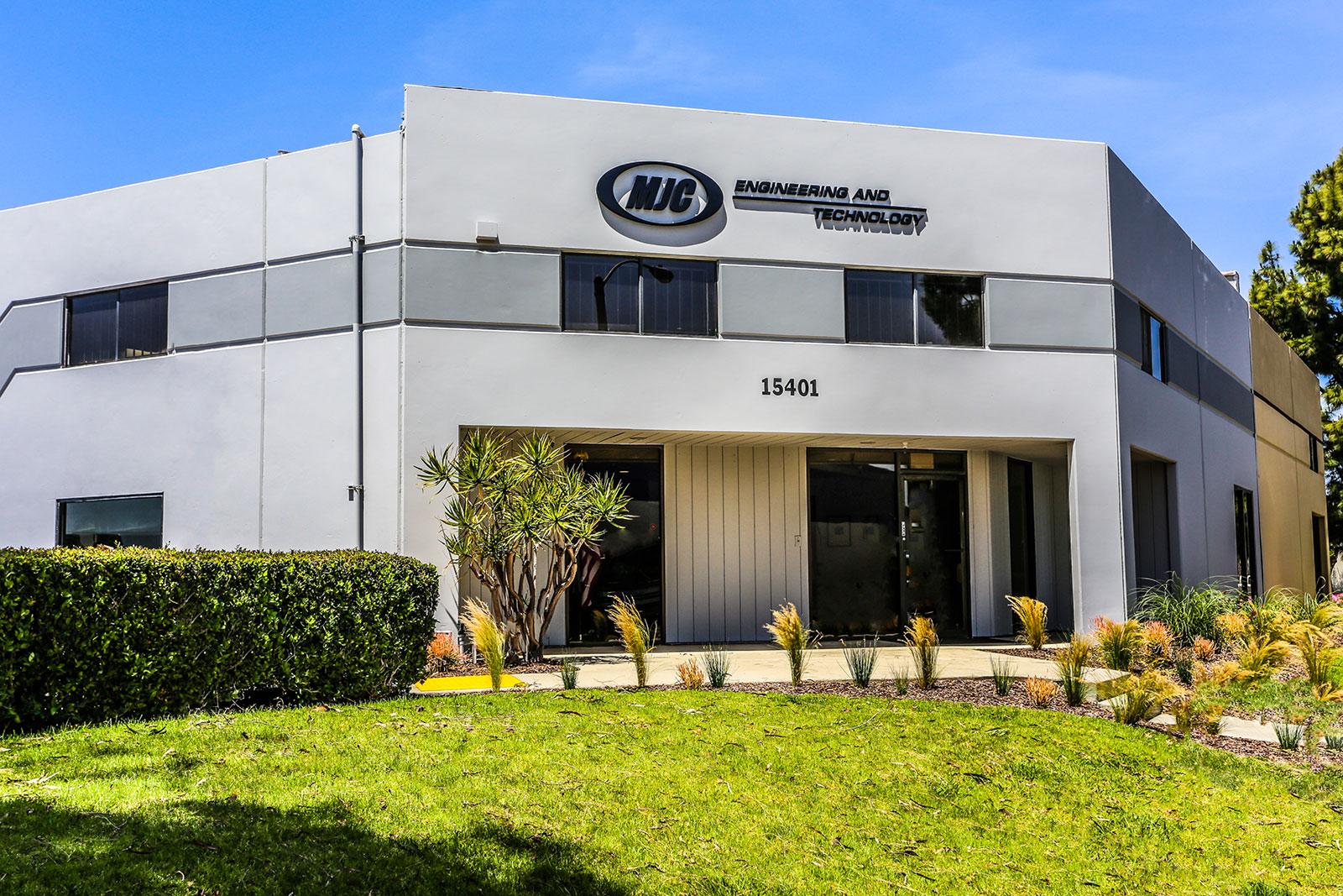 MJC Facility Entrance