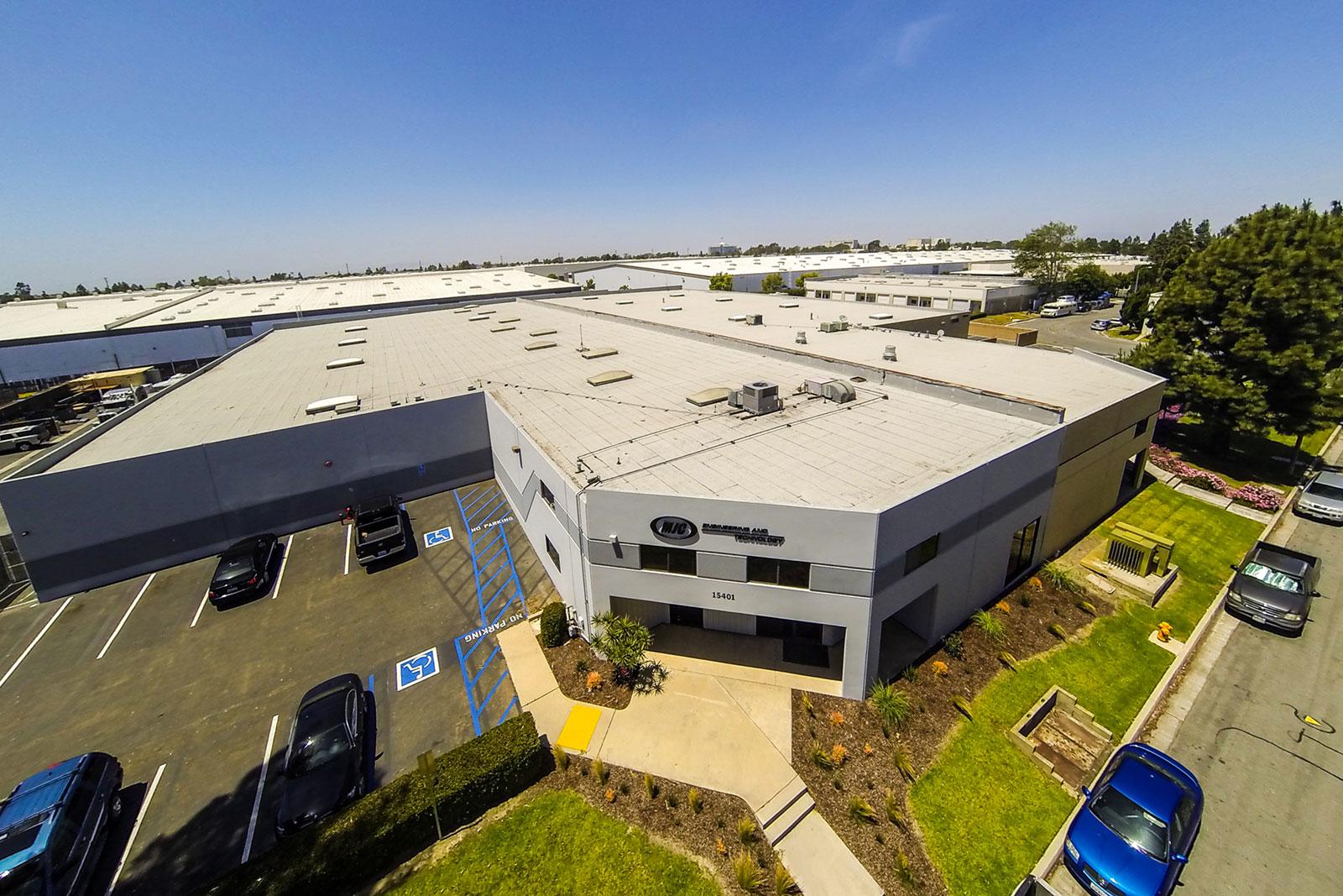 MJC Facility Sky View