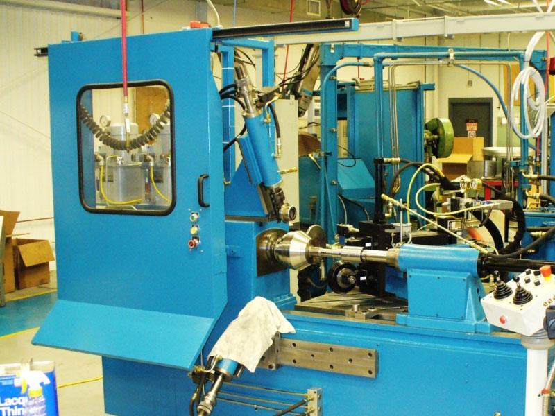 Upgrade M&M CNC after