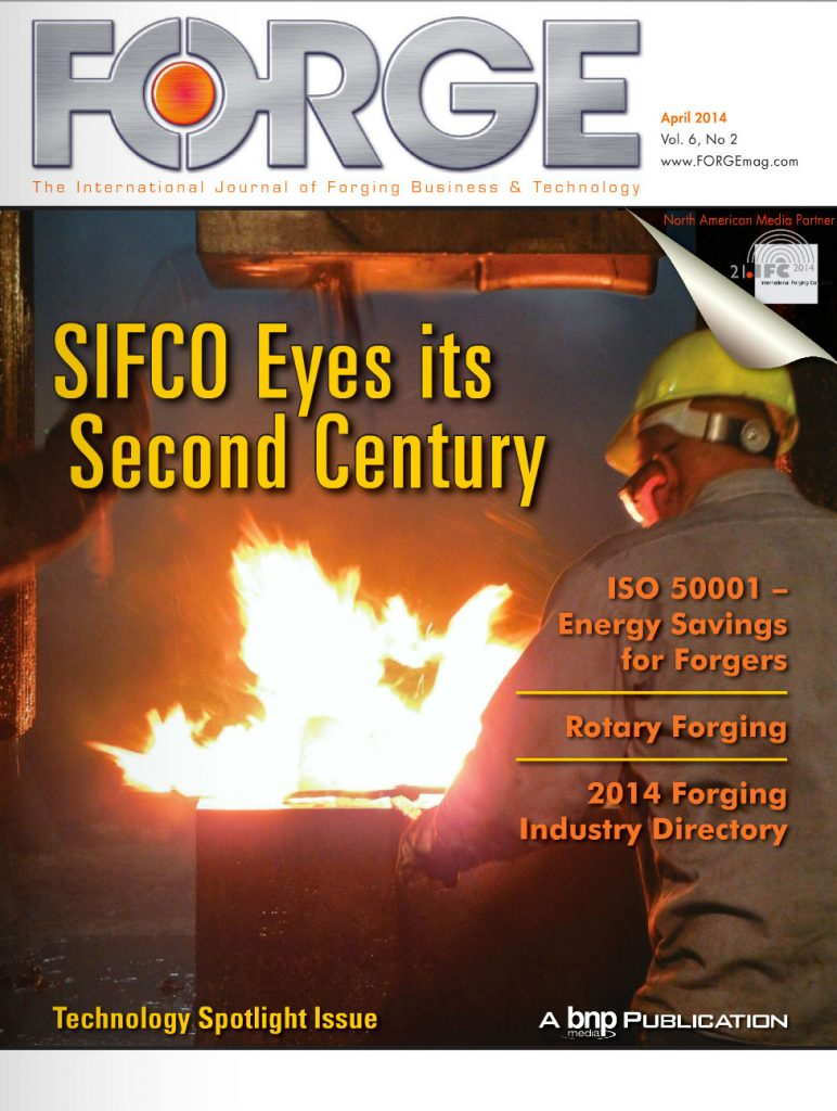 Magazine April-2014 cover