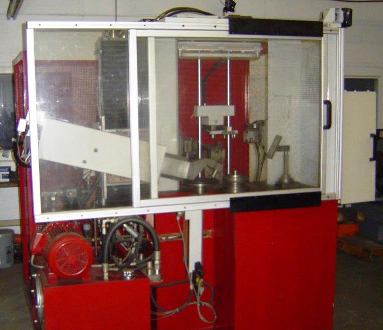 Used Vertical CNC Spinning Machine