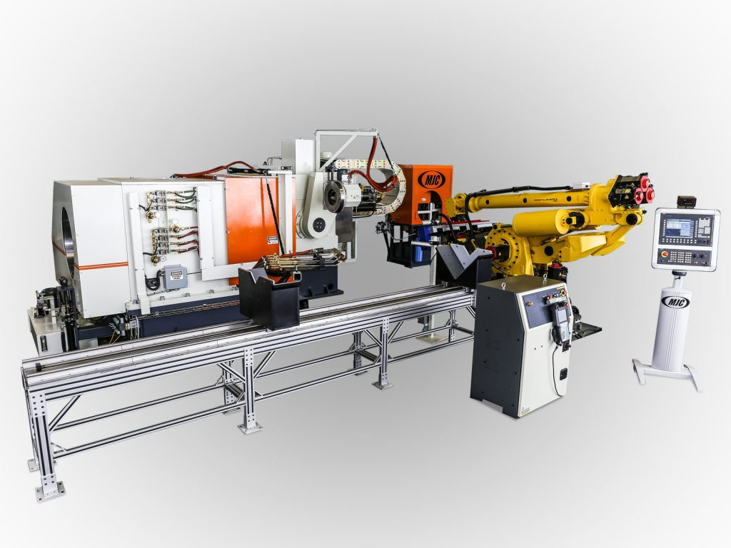 Design & Engineering of Advanced Robotic Work Cells – MJC Engineering